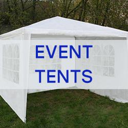 Event tent rent Tallinn