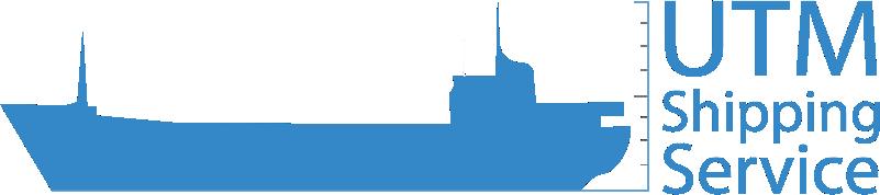UTM Shipping service logo